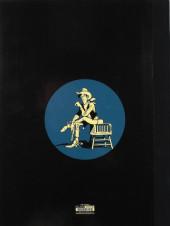 Verso de Lucky Luke (vu par...) -1TT- L'Homme qui tua Lucky Luke