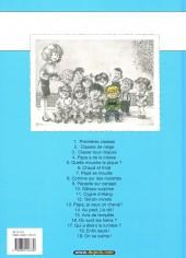 Verso de Cédric -2c05- Classes de neige