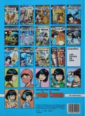 Verso de Yoko Tsuno -1b86- Le trio de l'étrange