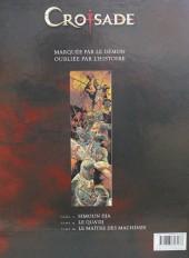 Verso de Croisade - Nomade -1b09- Simoun Dja