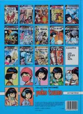 Verso de Yoko Tsuno -11a85- La spirale du temps