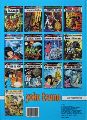 Verso de Yoko Tsuno -14a85- Le feu de Wotan