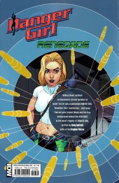 Verso de Danger Girl: Renegade (2015) -INT- Danger Girl: Renegade