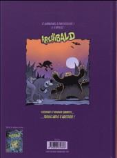 Verso de Archibald (Kim) -2- Contre les loups-garous