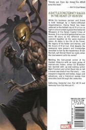 Verso de The immortal Iron Fist (2007) -INT02- The Seven Capital Cities of Heaven