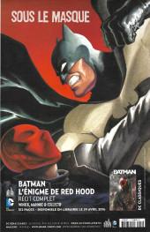 Verso de Justice League Univers -2- Numéro 2