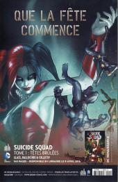 Verso de Batman Univers -2- Numéro 2