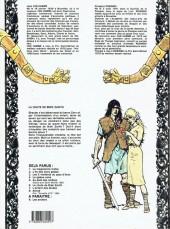 Verso de Thorgal -6a1985- La chute de Brek Zarith
