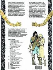 Verso de Thorgal -8a92- Alinoë