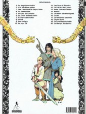 Verso de Thorgal -9a95- Les archers
