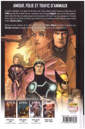 Verso de X-Men (Marvel Deluxe) - Golgotha
