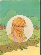 Verso de Les aventures d'Alef-Thau -2TT- Le prince manchot
