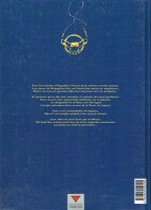 Verso de Aquablue -4b- Corail noir
