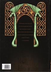Verso de Merlin - La quête de l'épée -4a- Mureas