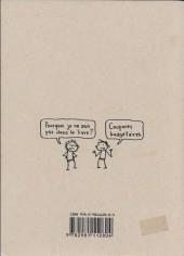 Verso de Rapport annuel - Rapport annuel 2008