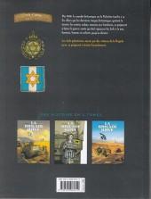 Verso de La brigade juive -3- Hatikvah