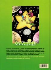 Verso de Les astromômes -1- L'Année bulleuse