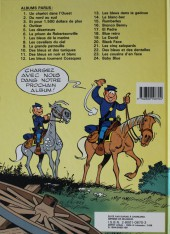 Verso de Les tuniques Bleues -13b1986- Les bleus dans la gadoue