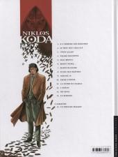 Verso de Niklos Koda -14- Le Spiborg
