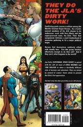 Verso de Justice League Elite (2004) -INT1- Volume One