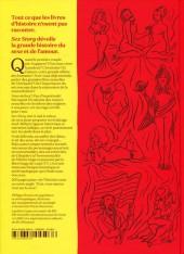 Verso de Sex story / Une histoire du sexe -1- Sex story