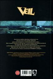 Verso de Veil (Rucka/Fejzula) - Veil