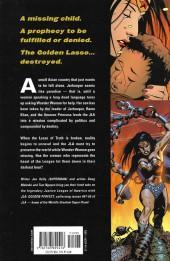 Verso de JLA (1997) -INT10- Golden Perfect