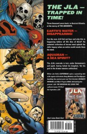 Verso de JLA (1997) -INT12a- The Obsidian Age - Book Two