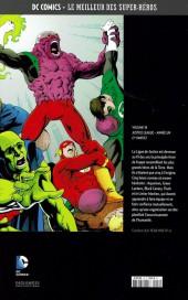 Verso de DC Comics - Le Meilleur des Super-Héros -18- Justice League - Année Un - 1re partie