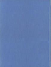 Verso de Blueberry -IntTT3- La tribu fantôme - La dernière carte