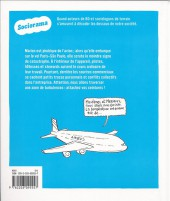 Verso de Sociorama - Turbulences