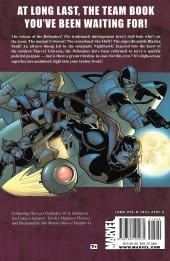 Verso de The last Defenders (2008) -INT- The Last Defenders