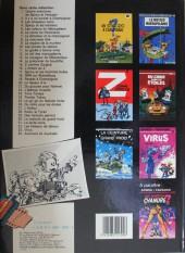Verso de Spirou et Fantasio -5f85- Les voleurs du Marsupilami