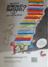Verso de Spirou et Fantasio -12d84- Le nid des Marsupilamis