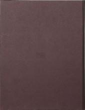 Verso de Blake et Mortimer (Les Aventures de) -13TT- L'affaire Francis Blake