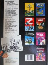 Verso de Spirou et Fantasio -16e85- L'ombre du Z