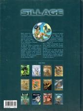 Verso de Sillage -4a2010- Le signe des démons
