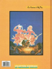 Verso de Les aventures d'Alef-Thau -2a1988- Le prince manchot