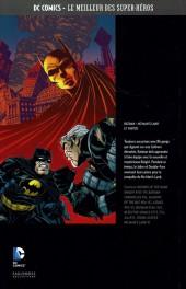 Verso de DC Comics - Le Meilleur des Super-Héros -HS02- Batman - No Man's Land - 2e partie