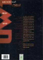 Verso de Universal War One -5b- Babel