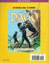 Verso de Dago (en italien) -5- Il mendicante e la morte