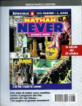 Verso de Nathan Never (en italien) -89- Vite passate