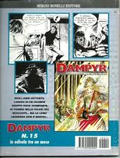 Verso de Dampyr (en italien) -14- I ribelli
