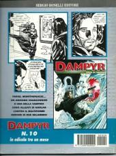 Verso de Dampyr (en italien) -9- Lamiah