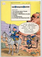 Verso de Les tuniques Bleues -5a1976- Les déserteurs