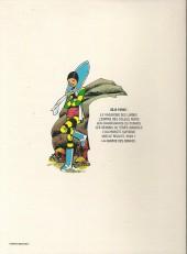 Verso de Le vagabond des Limbes -5a1981- L'alchimiste suprême