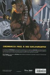 Verso de Star Wars - Chewbacca - Les Mines d'Andelm
