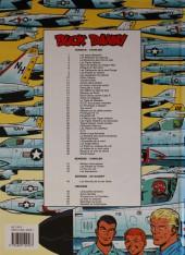 Verso de Buck Danny -49a2005- La Nuit du serpent