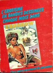 Verso de Sexovid -11- Le mec