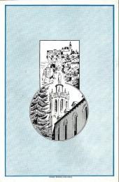 Verso de Belles histoires et belles vies -57- Pierre bonhomme et les sœurs de Notre Dame du calvaire